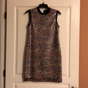 Sequined missoni dress size 42